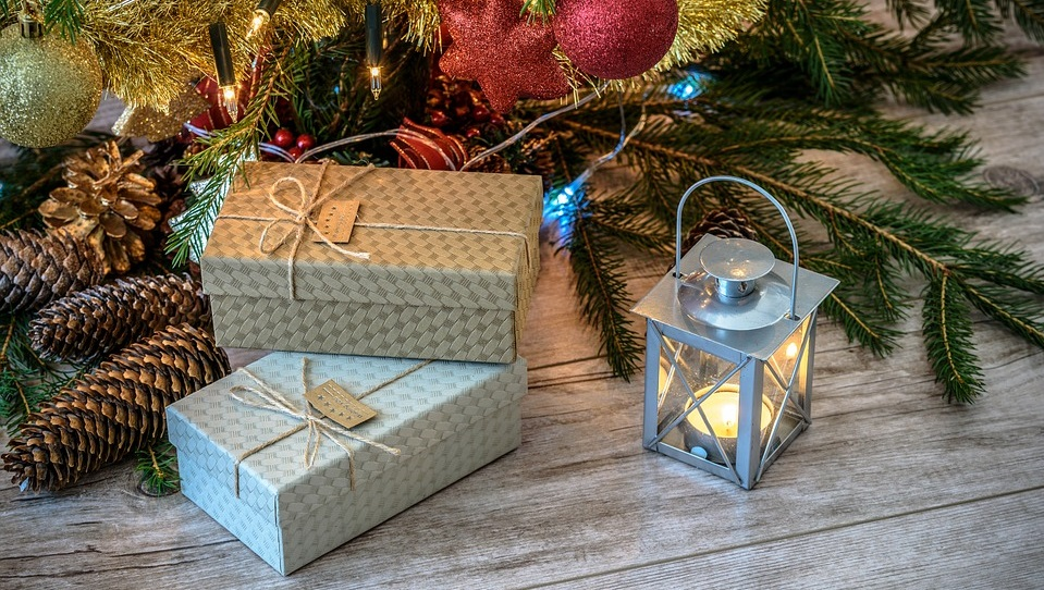 Presentes de Natal com descontos