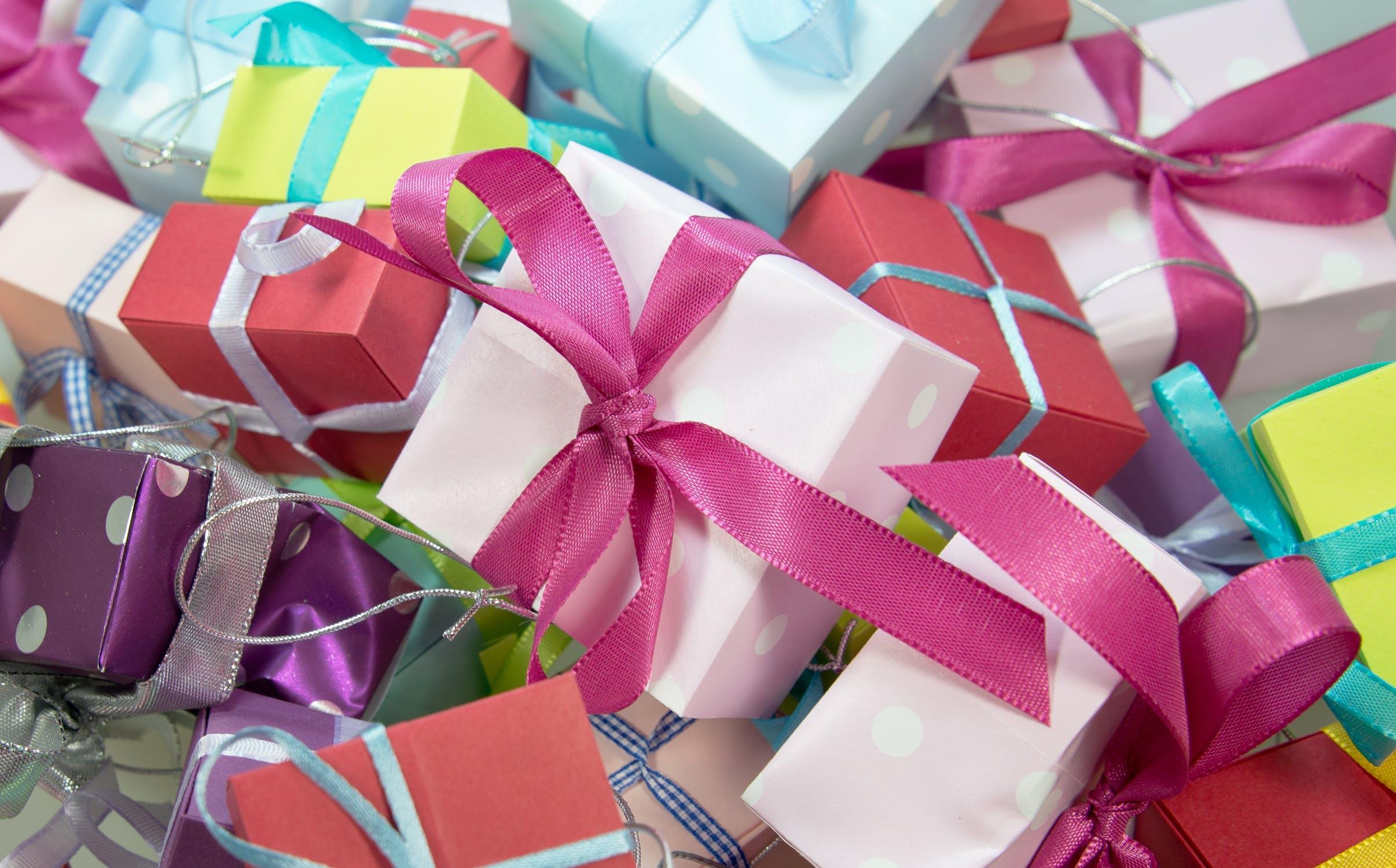 dárky na den děti